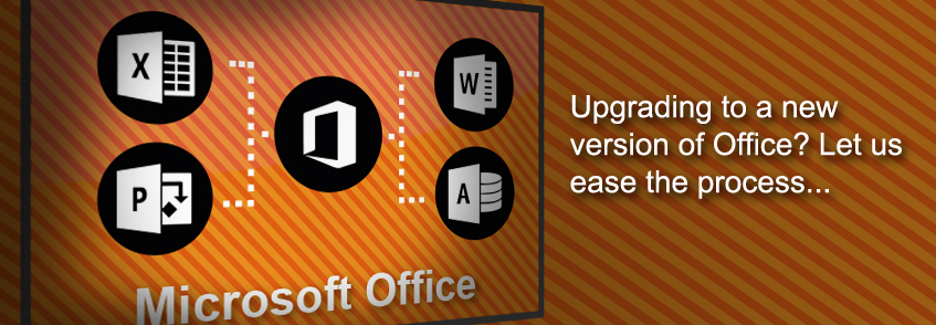 Upgrading to a new version of Microsoft Office? Let Optimum ease the process...
